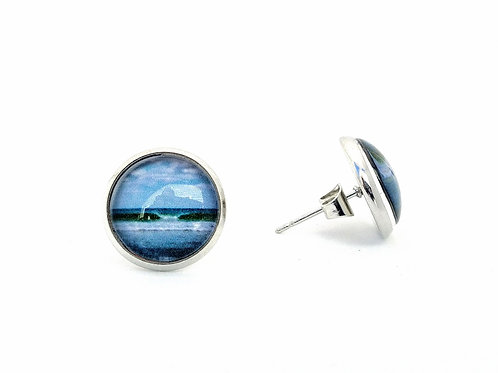 You Can: Perfect Wave Photo Earrings