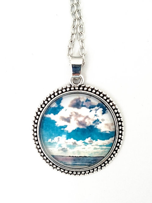 Resilience: Photo Necklace