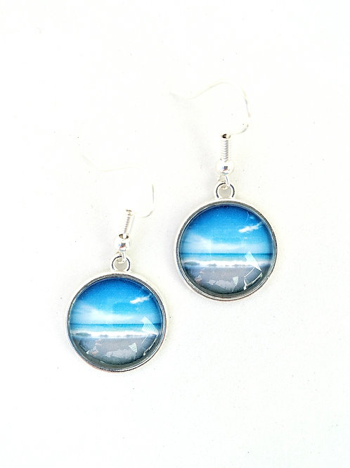 Blessings: Wave Earrings