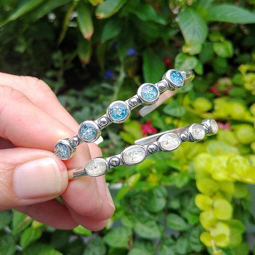 Sterling Silver Memorial Bracelets