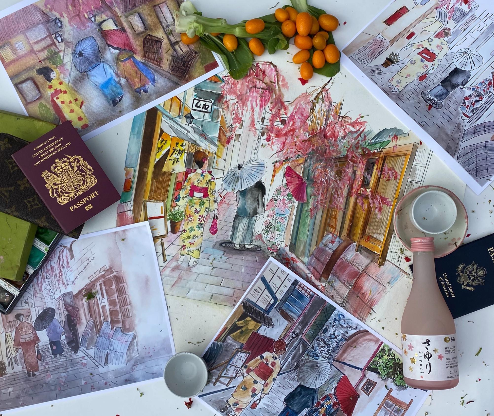 TravelSketch