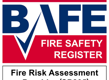 Why use a BAFE registered company for your Fire Risk Assessment?