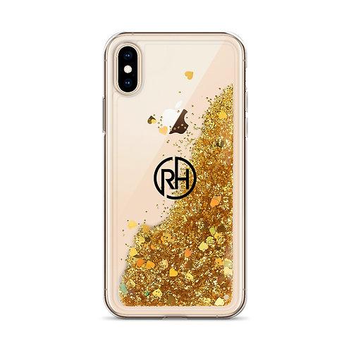 RH Liquid Glitter Phone Case