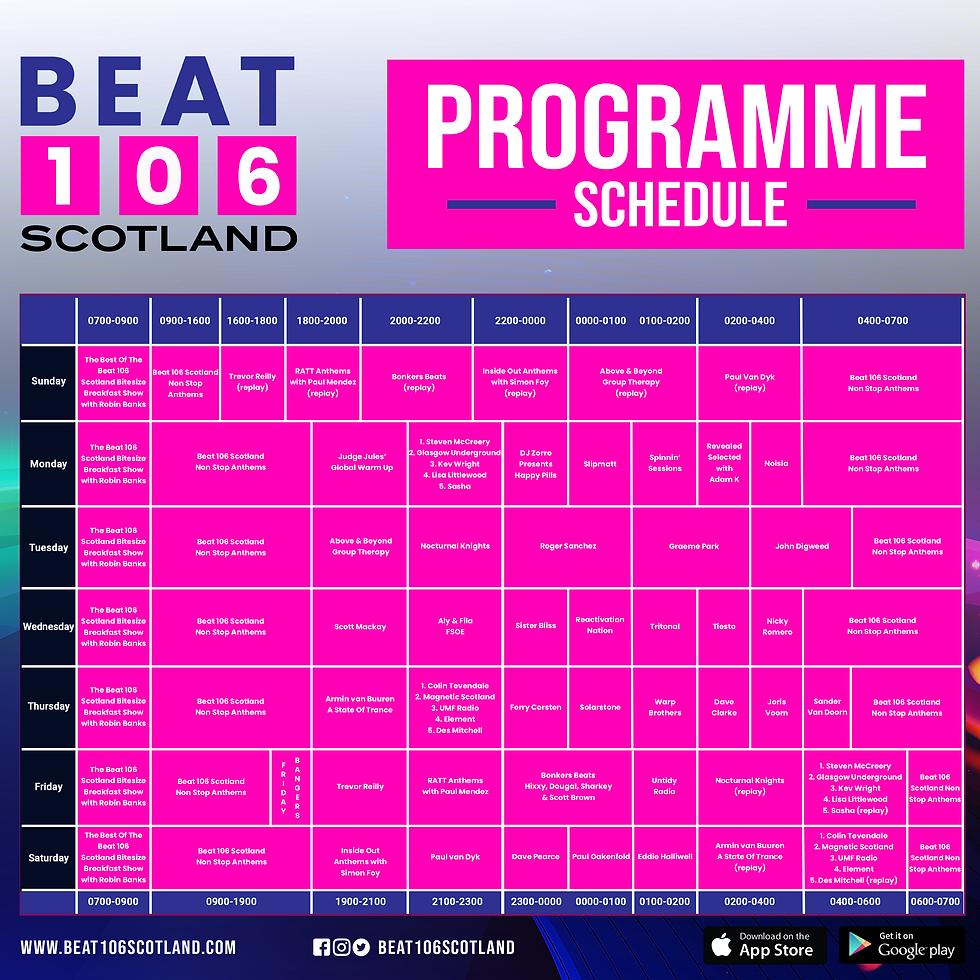 Programme Schedule April 2021 LATEST UPD