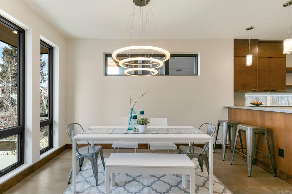 Denver Staging with modern fun elements