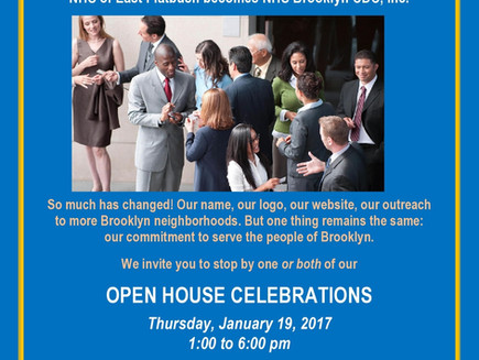 We're NHS Brooklyn now. Come Celebrate With Us!