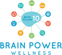 Brain Power Wellness logo