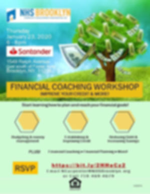 Financial Education WORKSHOP _Santander