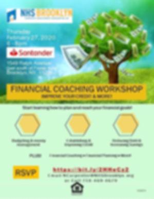 Financial Education WORKSHOP _Santander