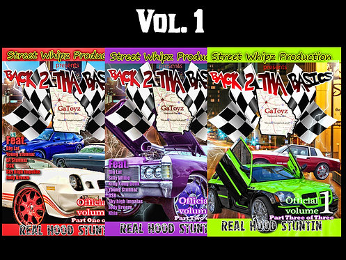 Volume 1 DVD Set