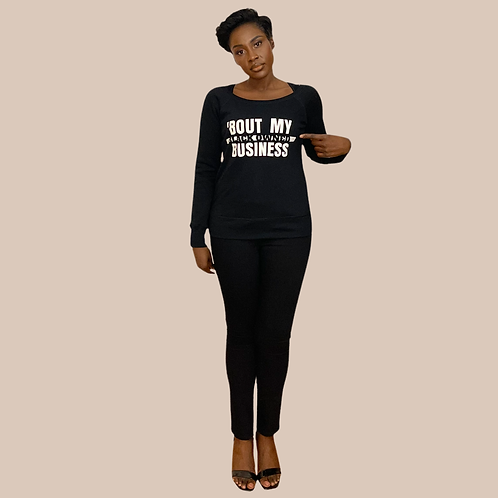 BLACK OWNED BUSINESS Sweats