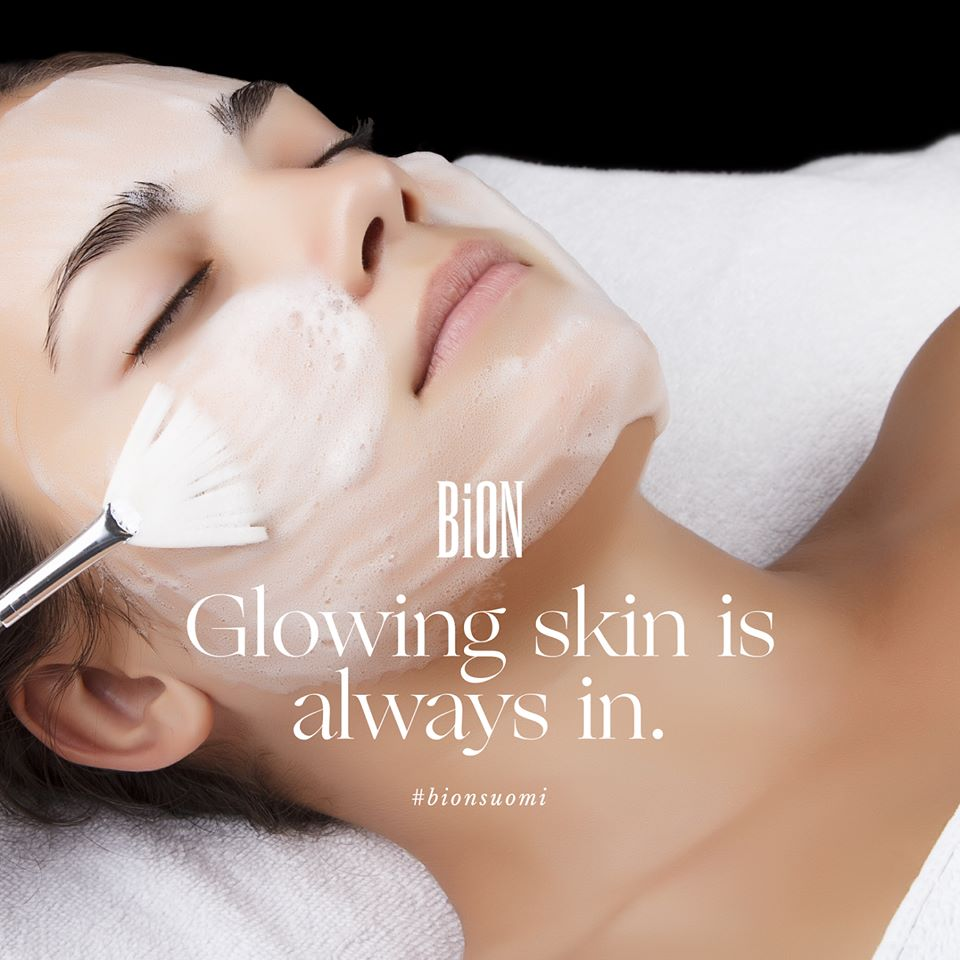 BiOn Glowing skin
