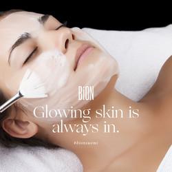 BiOn Glowing skin