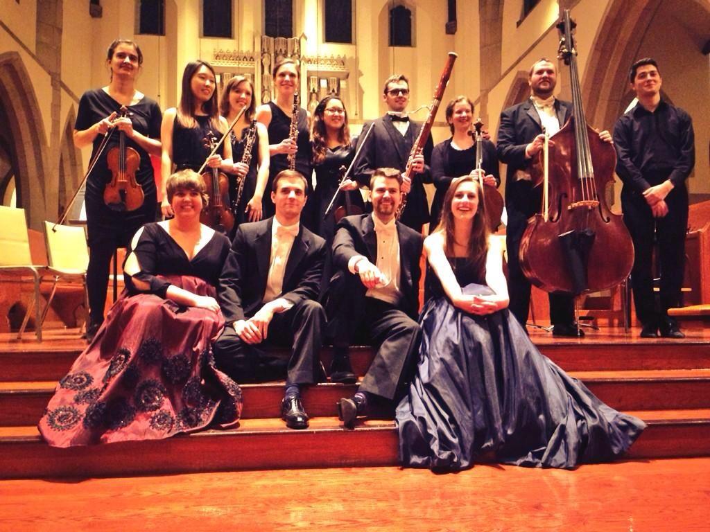 Bach Cantata in Toronto