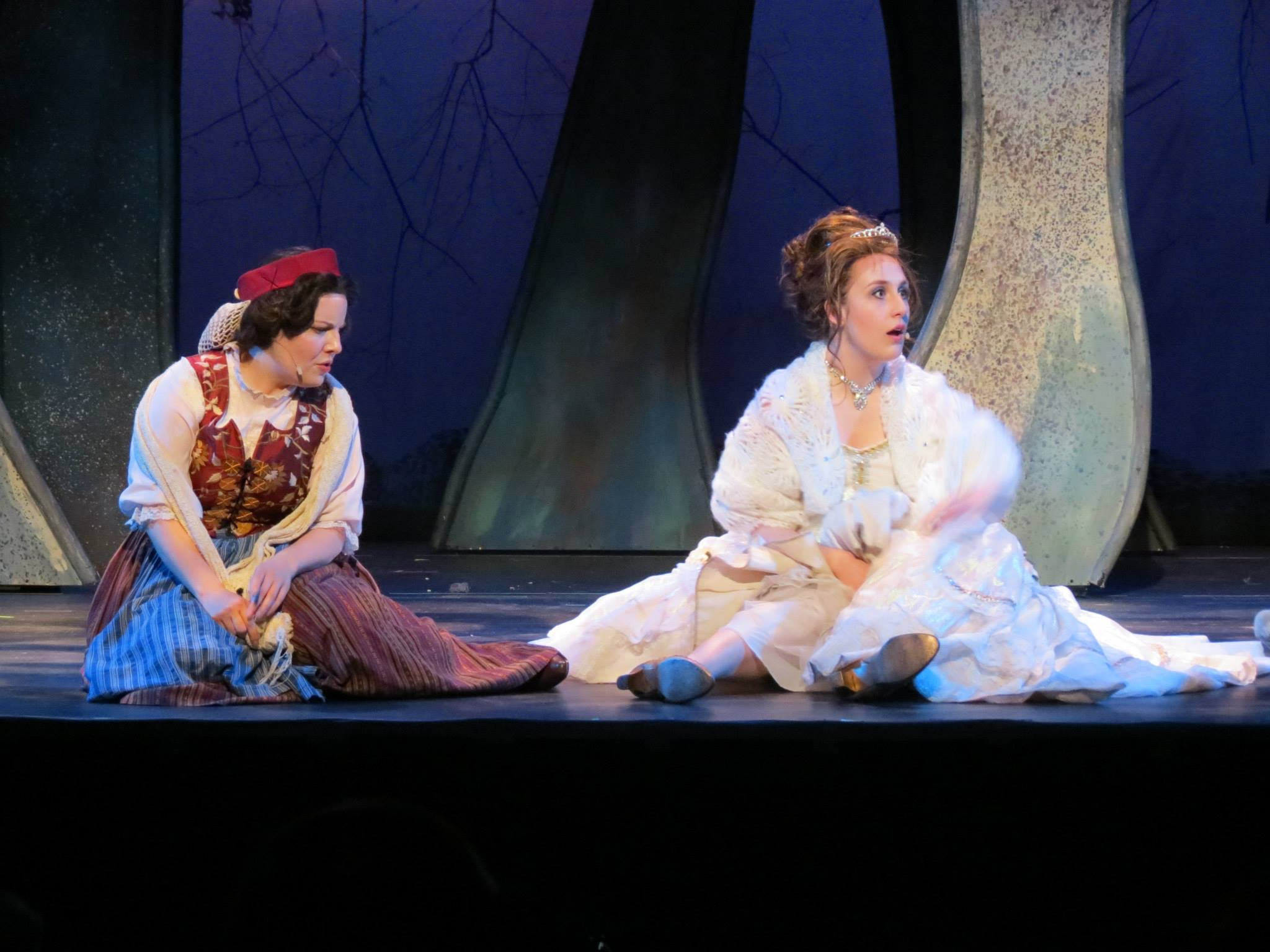 Cinderella Performance Still