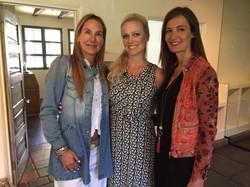 Carolina, Amy and Maria