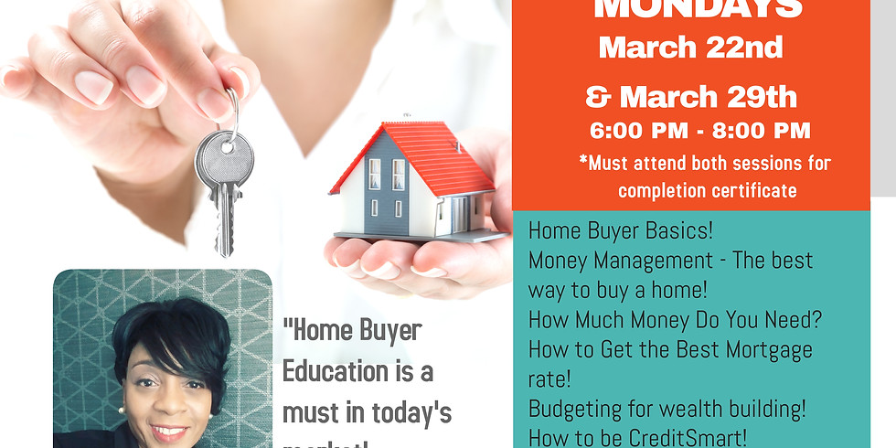 First Time Home Buyer Basics Class (2)