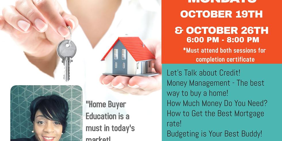 First Time Home Buyer Basics Class