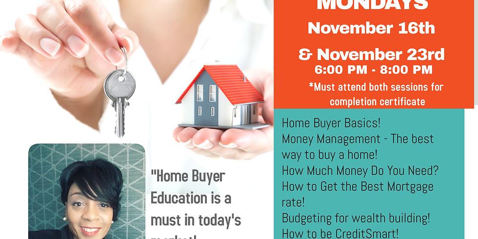 First Time Home Buyer Basics Class (1)