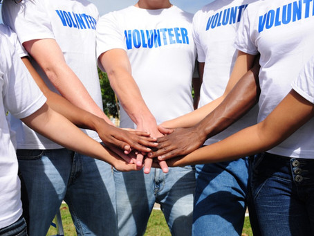 Why It's Important to Volunteer!