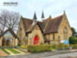 20181218 Christ Church Southborough for