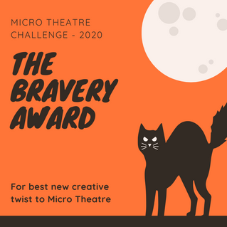 We are doing it again, The Bravery Award