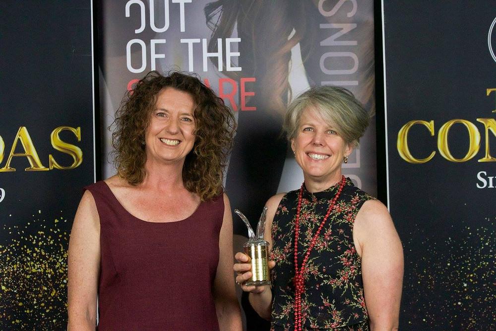 Micro Theatre wins CONDA award