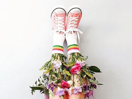 Primavera no ar, emoções ao rubro e looks com mais cor!