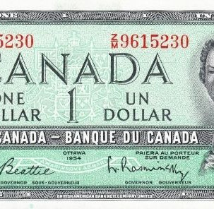 Old Canadian Banknotes That Are Worth Close To Face Value