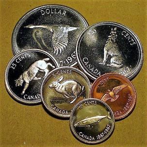 1967 - Canada's Centennial Coins