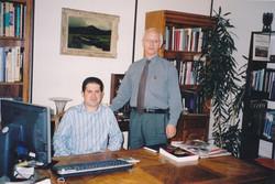 Michael Joffre & Bill Whetstone Early/Debut 2000's