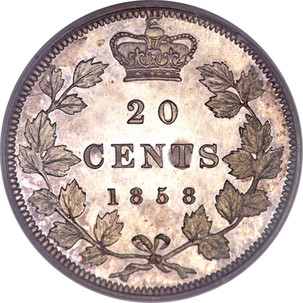 The Coinage of 1858: Canada's First Decimal Coins