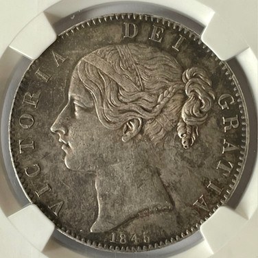 Great Britain Crown 1845