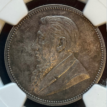 South Africa 2 Shillings 1892