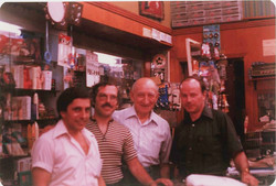Mr. Carsley, Barry Uman, Jose Reis and/et client