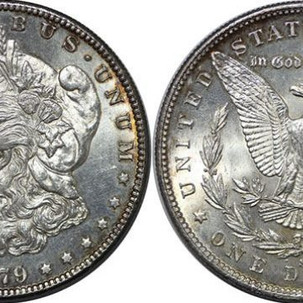 USA Silver Dollars - Morgan & Peace 1878-1935