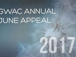 "Special ""Gift Day"" Appeal in June for Ministry In, And Through, GWAC"
