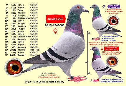 4241001-15 Davida 001 + vader & moederko