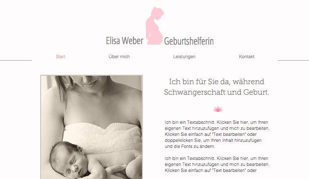 HTML Homepage Vorlagen für Beratung & Coaching | Wix