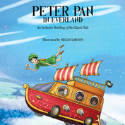 Peter Pan in Everland - Front Cover Imag