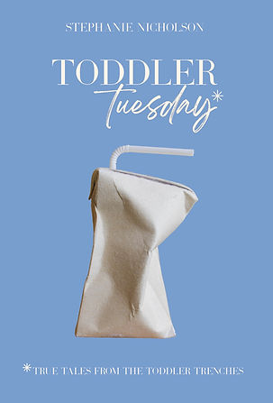 Toddler Tuesday - Front Cover Image PB.j