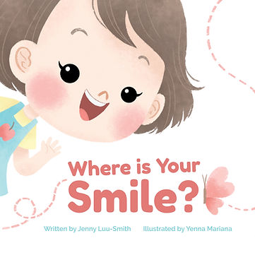 Where Is Your Smile_ - Front Cover Image.jpg