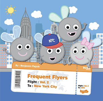 Frequent Flyers Vol. 2 - Front Cover.jpg