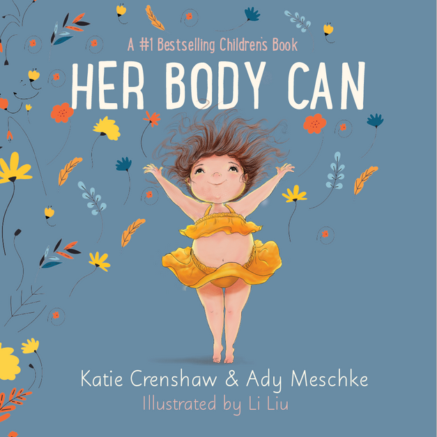 Her Body Can - Front Cover Bestseller Fo