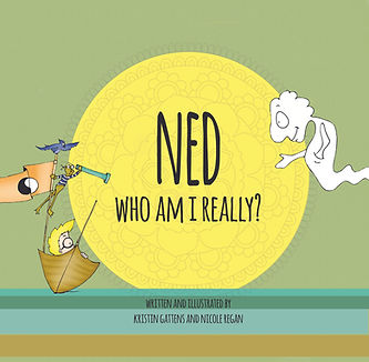 Ned-Who Am I Really? Front Cover FINAL.j
