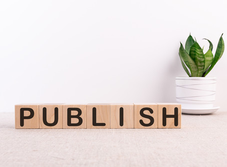 Three Types of Publishing