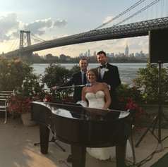 NYC Wedding on the East River