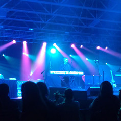 Opening for Gym Class Heroes, Le Moyne College