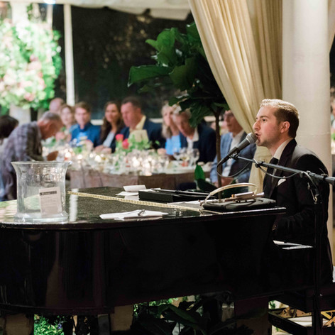 The Master's Golf Tournament - Dueling Piano Show