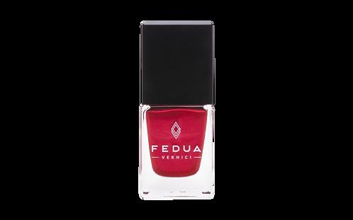 Esmalte efecto gel Rouge Pearl FEDUA